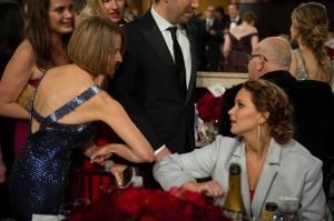 """Jodie Foster: """"Nudge Nudge"""", Jennifer Lawrence: """"Wink Wink"""""""