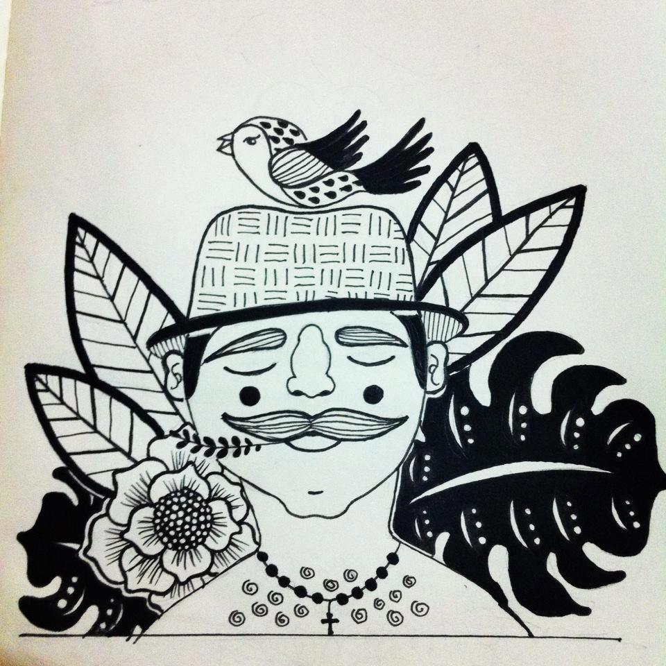 Ilustração: Bô Brega