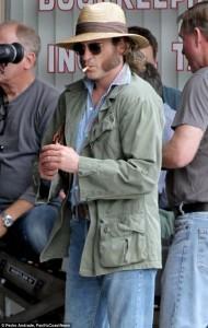 Joaquin Phoenix na adaptação de Vício Inerente