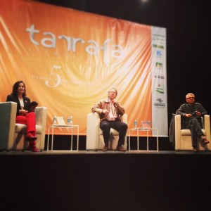 Glória Kalil e Contardo Calligaris discutem identidade e etiqueta na Tarrafa