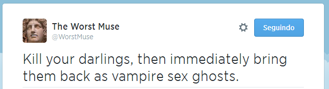 Mate os seus queridinhos e os traga de volta imediatamente como vampiros-fantasmas sexies.