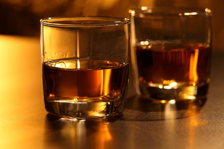 Bourbon-Scotch-whiskey