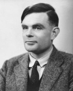 Alan Turing na vida real