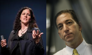 Laura Poitras e Glenn Greenwald: eles foram os primeiros a ouvirem as denúncias de Snowden - e tiveram de pagar um preço pelo furo.