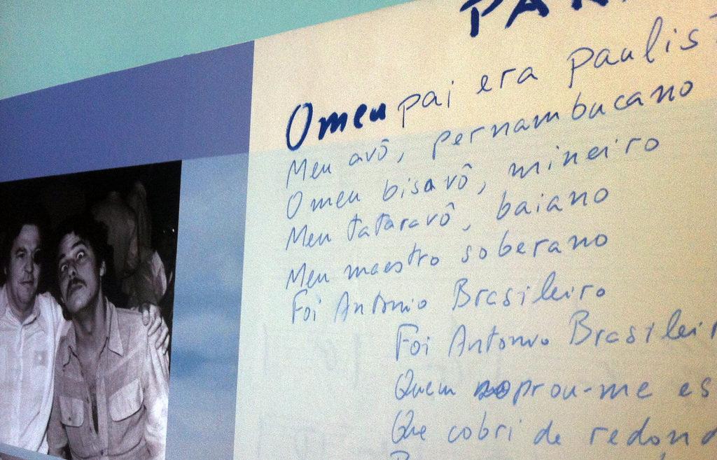 Chico Buarque - foto por Fausto Rego